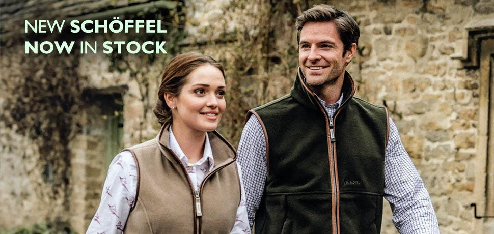 New 2020 Schoffel Now In Stock