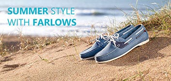 ESSENTIAL SUMMER STYLE FOR 2015 AT FARLOWS