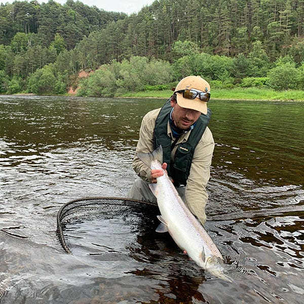 Salmon Fishing Tackle and Gear