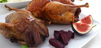 A Grouse in the Kitchen - Annie Assheton's Top Recipes