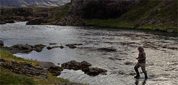 Iceland Fly Fishing Open Day - 24th March 2015