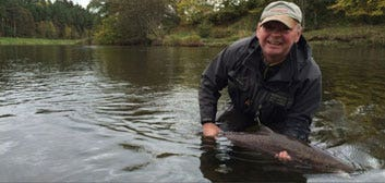 Tackle Up for the 2015 River Tweed Salmon Fishing Season