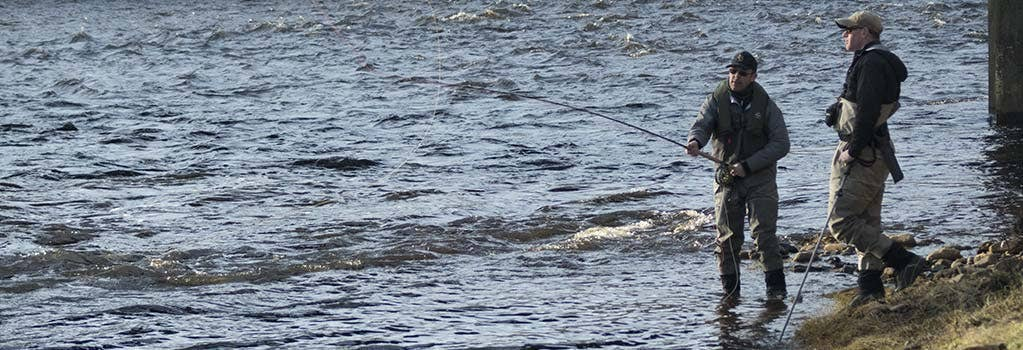 Three-Day Spring Salmon Course on the River Tyne
