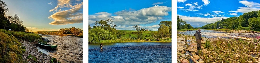 Three-Day Summer Salmon Courses on the River North Esk at Morphie