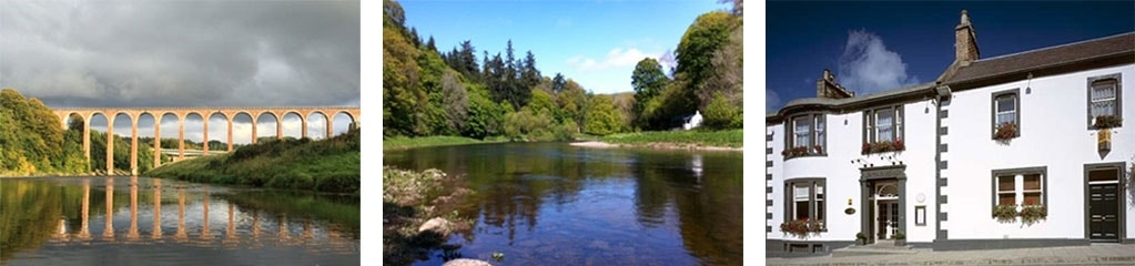 Three-Day Autumn Salmon Courses on the River Tweed at Bemersyde and Tweedswood