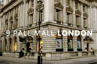 Visit Farlows at Pall Mall, London